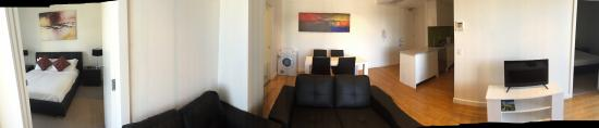 RNR Serviced Apartments Adelaide : 409 open