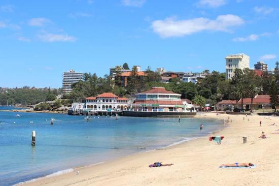 Manly Sea Life Sanctuary: Easy to find.