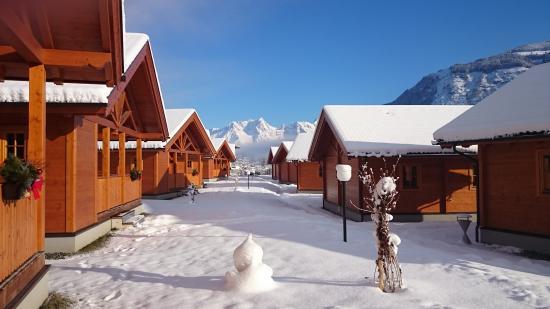 Maishofen, النمسا: Winter