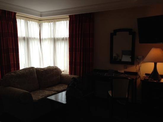 Kenmare Bay Hotel & Resort: Bedroom