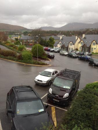 Kenmare Bay Hotel & Resort: View from room