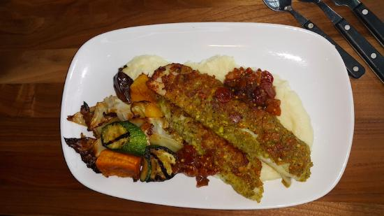 Onamia, MN: Nice food