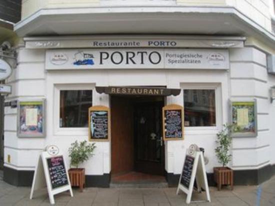 Die auf portugiesische art zubereitete krake picture of restaurante porto hamburg tripadvisor - Portugiesische mobel ...