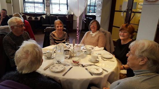 O Briens Tea Rooms Ormskirk