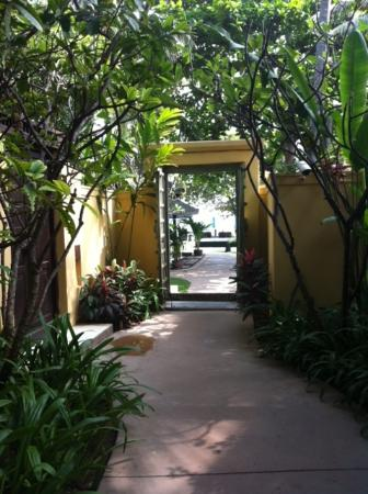 Buri Rasa Village Samui: Отель