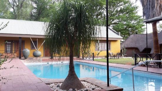 Gochas, ناميبيا: großer Pool