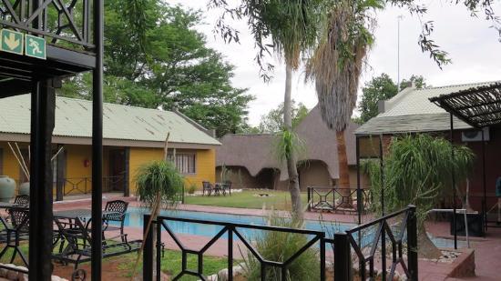 Gochas, Namibia: viel Platz