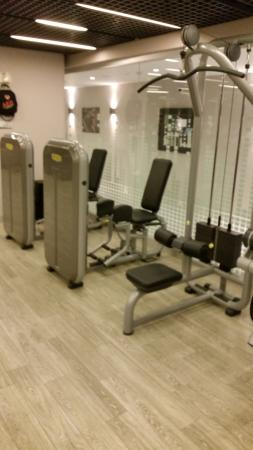 Le Meridien Istanbul Etiler: Gym Center