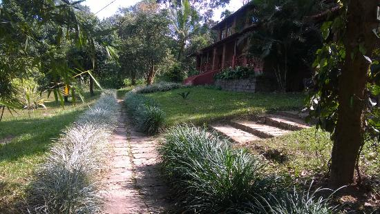 Coorg O farm: Front view of the rooms