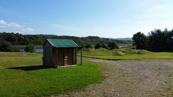 Ardfern, UK: Where wild camping meets home comforts