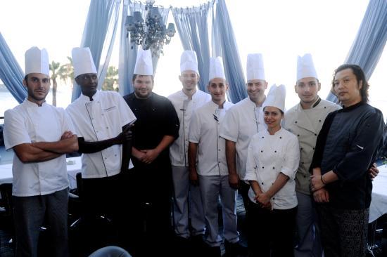 Kitchen staff - Picture of Zelo's, Monte-Carlo - TripAdvisor