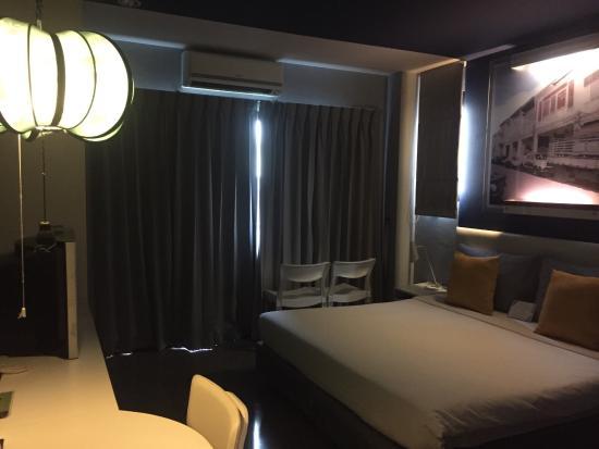 Sino Inn Phuket: single bed , clean , silent