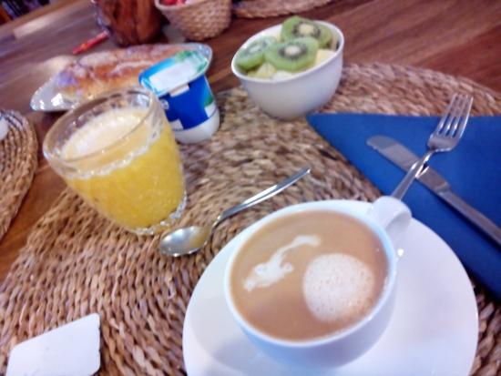 Solar Montes Claros: Desayuno :)