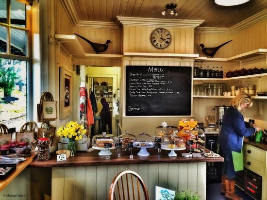 Kinloch Rannoch, UK: Rannoch Station Tearoom