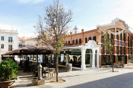 Restaurante el mercat vell en sant cugat del vall s con - Cocinas sant cugat ...