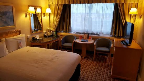 Copthorne Tara Hotel London Kensington Room 915 Superior Plus Double