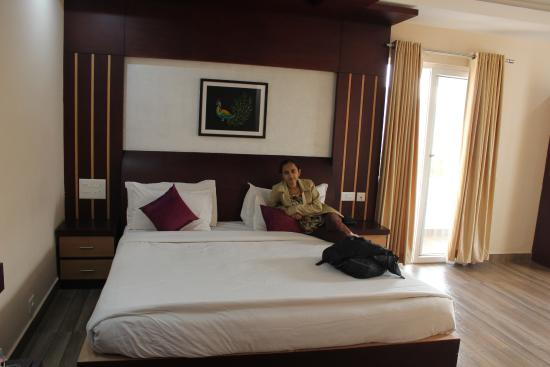 Elysium Garden Hill Resorts: Deluxe room