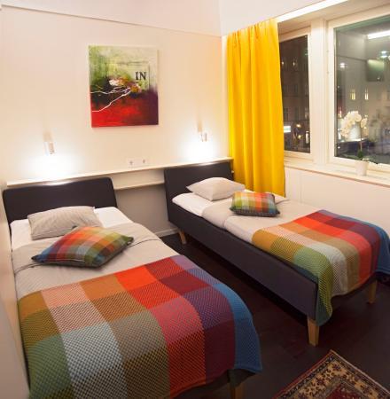 First Hotel Fridhemsplan: Standard Double Room