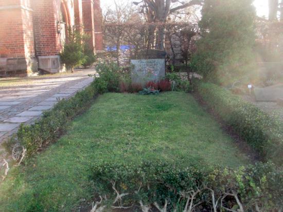 Лунд, Швеция: Archbishop olof Sundby's grave