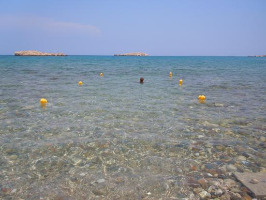 Alimounda Mare: Stranden