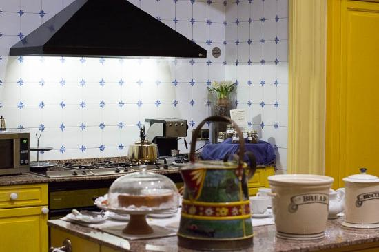 Hotel Palacio Ca Sa Galesa : Monet Kitchen for complimentary afternoon tea/coffee