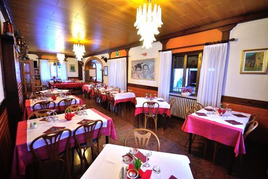 Valbondione, อิตาลี: piatti tipici locale accogliente alla portata di tutti