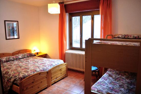 Valbondione, อิตาลี: camere spaziose con bagno privato, tv wi-fi