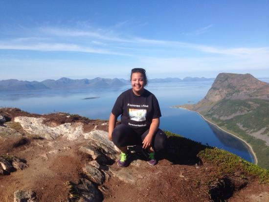 Harstad, Noruega: Fantastisk utsikt fra Keipen;)