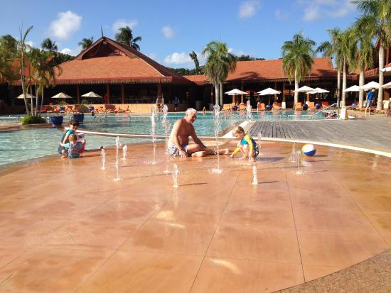 Club Med Cherating Beach: Super pool