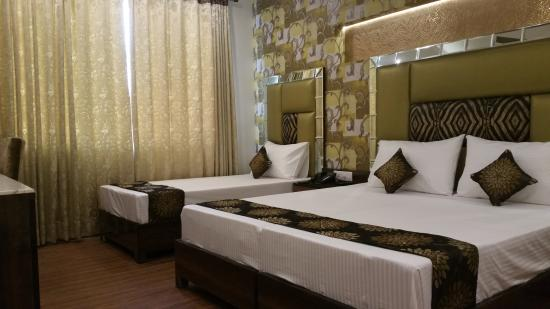 Hotel Sunstar Heritage: Triple Room
