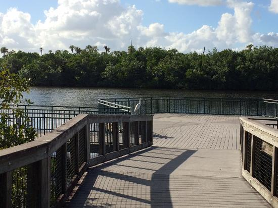 Port Saint Lucie, FL: Nice river access
