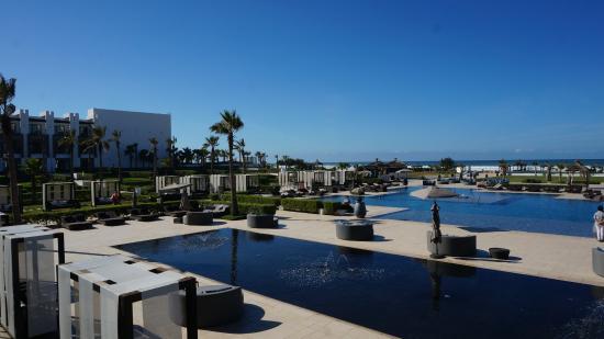 Vu Chambre Photo De Sofitel Agadir Thalassa Sea Amp Spa
