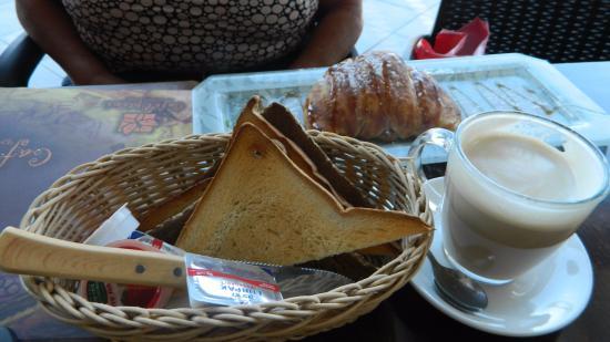 Cafe Cafe : torradas
