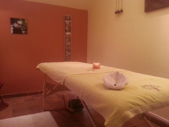 Auderghem, België: Cabinet massages - Mélodie Massages