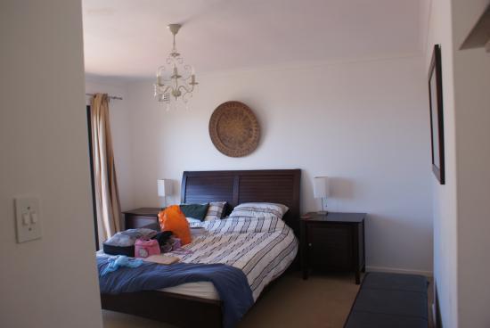 Fish Hoek, Sudafrica: Master Bedroom