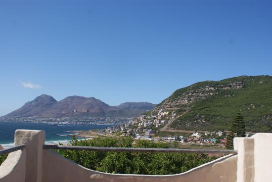 Fish Hoek, Sudafrica: View from the Terrace