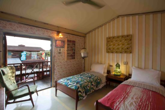Piman Plearnwan Hotel: Classic twin room