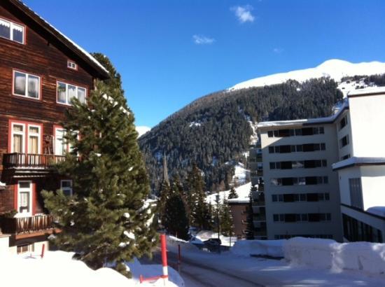 Sunstar Alpine Hotel Davos: Отель