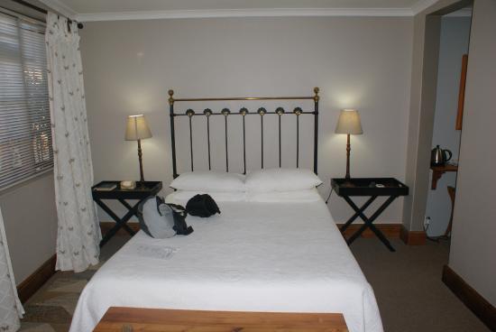 Guesthouse LaRachelle: Bedroom