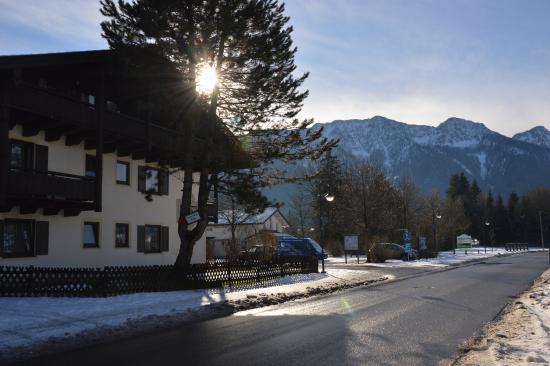 Ferienpark Alpina: zentral und ruhig
