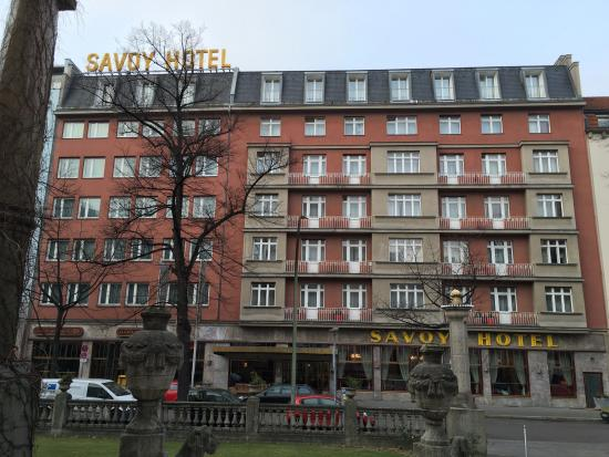 Hotel City Savoy