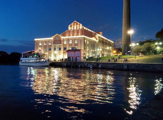 Centro Cultural Usina do Gasômetro (Gasometer Factory)