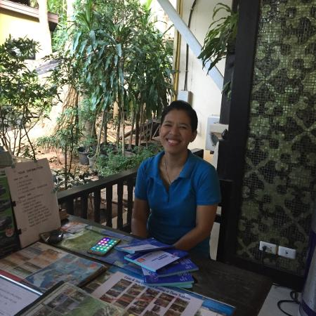 Krabi La Playa Resort: Wan who can organise great trips at great prices and speaks great english