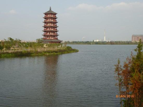Huayang Lake Wetland Park