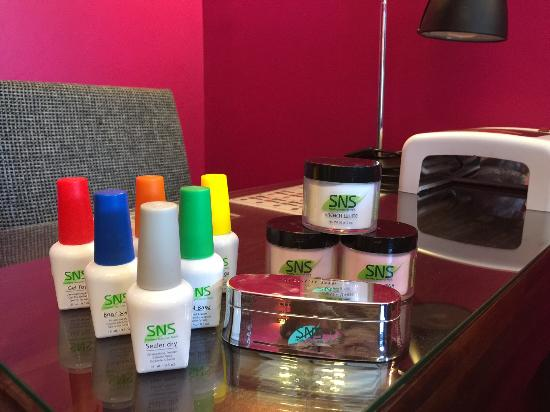 SNS (Signature Nail Systems) - Picture of Gellish Nail & Hand Spa ...