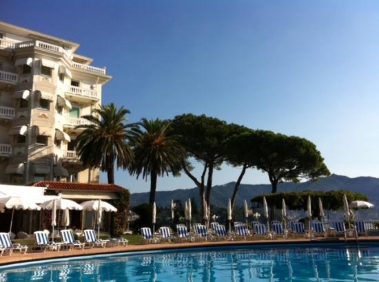 Grand Hotel Miramare: Отель