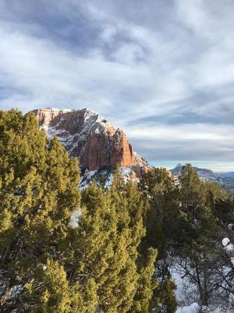 Zion Lodge: Kolob Canyons at Zion NP