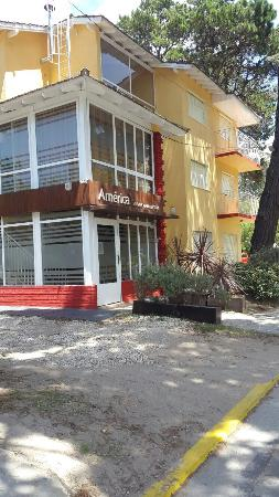 America Apartamentos Pinamar
