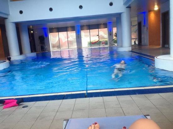 Pool Picture Of Novotel Cardiff Centre Cardiff Tripadvisor