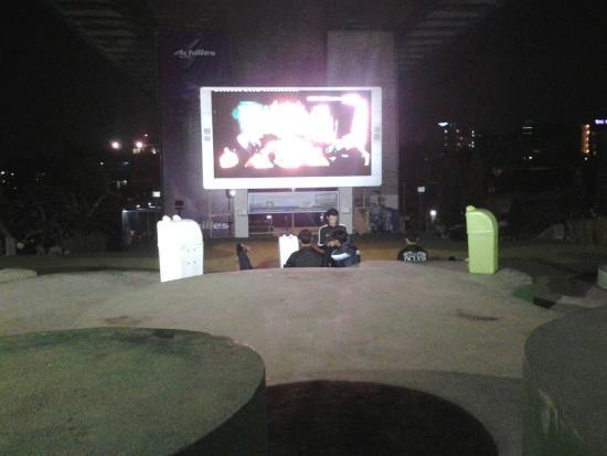 Taman Film Pasopati: Taman film bandung